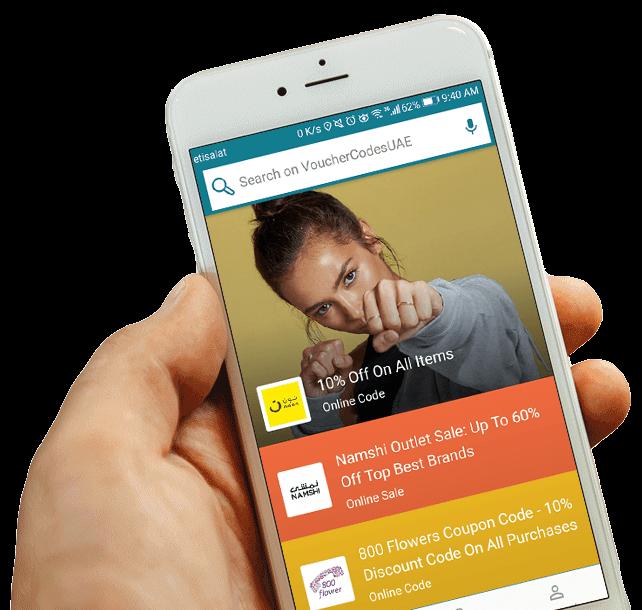 Download VoucherCodesUAE App