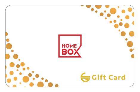 Home Box Gift Card