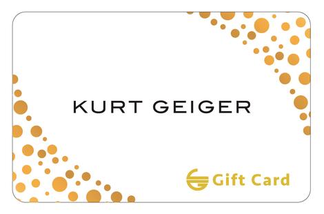 Kurt Geiger Gift Card